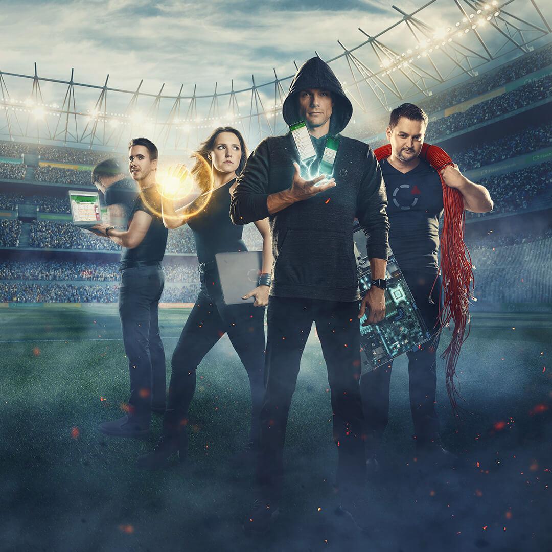 Livesport Superheroes